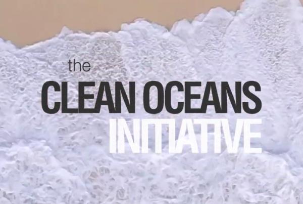 The Clean Oceans Initiative